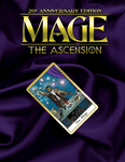 RPG Item: Mage: The Ascension (20th Anniversary Edition)