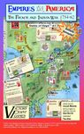 Board Game: Empires in America: The French and Indian War
