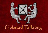 Guild: Sandefjord brettspillforening - Gokstad Taflating