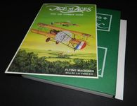 Board Game: Ace of Aces: Flying Machines