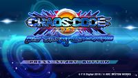Video Game: Chaos Code