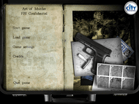 Video Game: Art of Murder: FBI Confidential