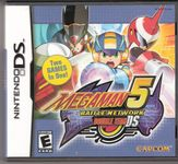 Video Game: Mega Man Battle Network 5