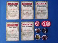 Board Game: Blood Bowl (2016 edition): Blitzmania Special Play Promo Cards