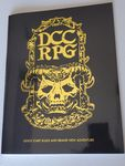RPG Item: DCC RPG Quick Start Rules and Brand New Adventure
