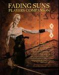 RPG Item: Fading Suns: Players Companion