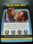 Board Game: Star Trek Panic: Vulcan Mind-Meld Promo Card