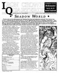 Issue: Iron Crown Quarterly (Vol. 1, No. 3 - January-February 1989)