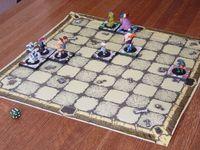 Board Game: Creepy Freaks