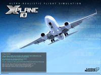 Video Game: XPlane 10 Global