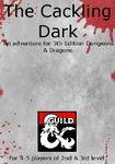 RPG Item: The Cackling Dark