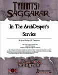 RPG Item: ToS1-01: In the ArchDespot's Service