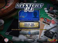 Video Game: Mystery P.I.: The Vegas Heist