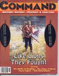 Board Game: Like Lions They Fought
