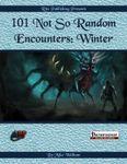RPG Item: 101 Not So Random Encounters: Winter