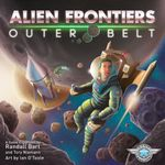 Board Game: Alien Frontiers: Outer Belt