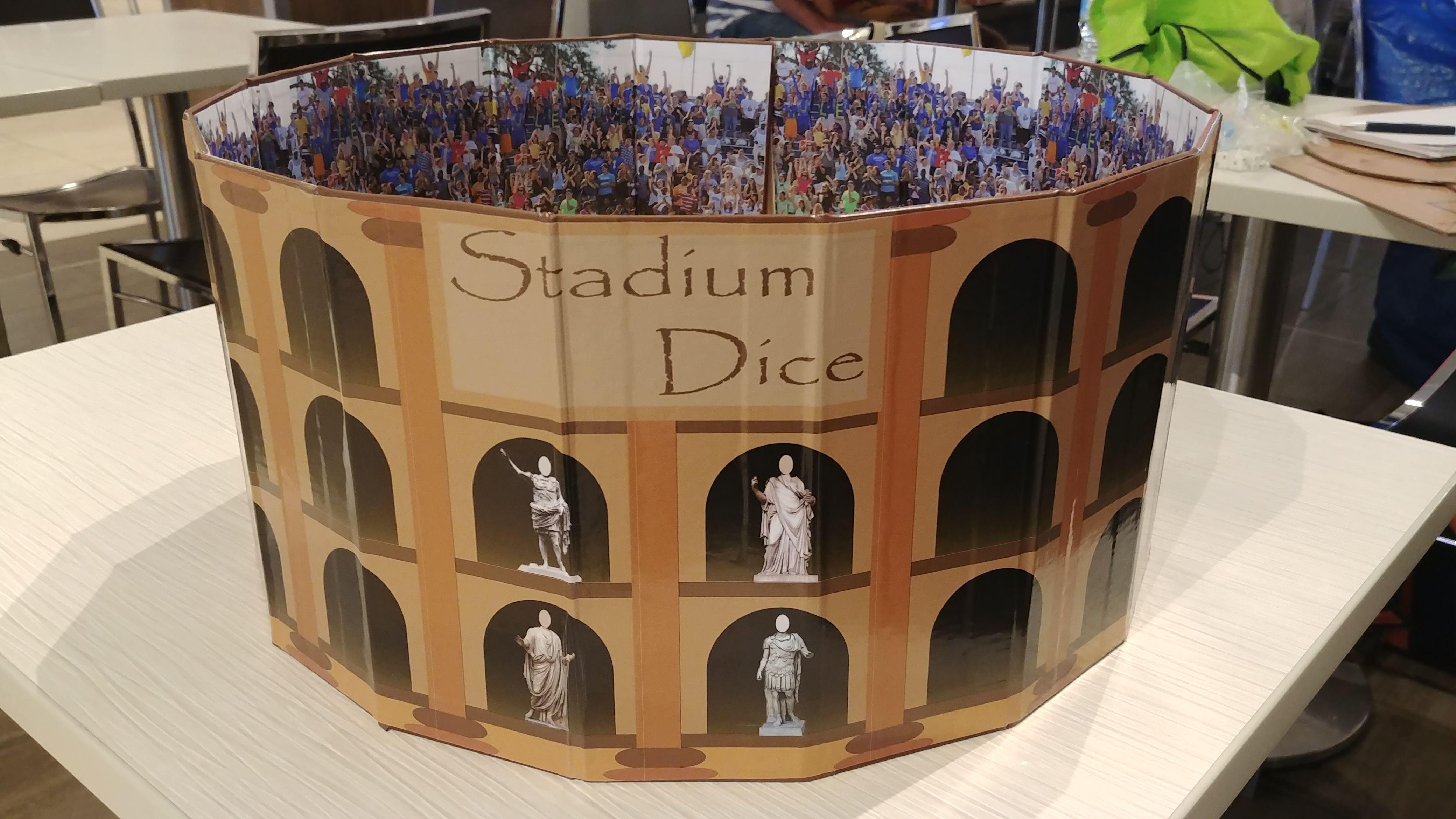 Stadium Dice