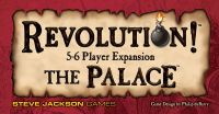 Board Game: Revolution! The Palace
