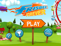 Video Game: Frisbee® Forever
