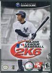 Video Game: Major League Baseball 2K6