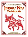 RPG Item: Jinshu Niu, the Metal Ox