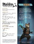 RPG Item: Michtim Interstellar Adventures