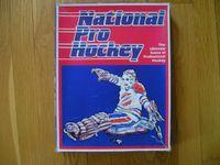Board Game: National Pro Hockey
