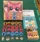 Board Game: Cat Box
