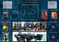 Board Game: Legendary: A Marvel Deck Building Game