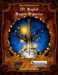 RPG Item: 101 Magical Weapon Properties