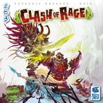 Board Game: Clash of Rage