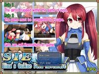 Video Game: SIE-Hina's Online Porn Adventure