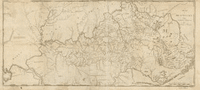 RPG Item: Antique Maps 29: Kentucky of the 1700's
