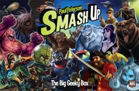 Board Game: Smash Up: The Big Geeky Box