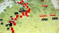 July II 1942: Sovets assaults on the Eastern Front press the Axis.