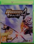 Video Game: Warriors Orochi 4