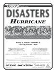 RPG Item: GURPS Disasters 2: Hurricane