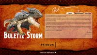 RPG Item: Bulette Storm