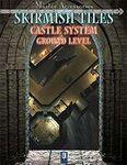 RPG Item: Skirmish Tiles: Castle System, Ground Level