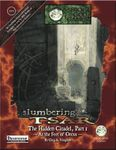 RPG Item: ST09: Slumbering Tsar: The Hidden Citadel, Part I: At the Feet of Orcus