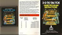 Video Game: 3-D Tic-Tac-Toe