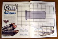 Board Game: Can the Sardines