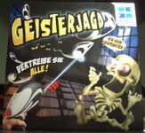 Board Game: Ghost Hunt