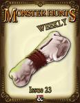 RPG Item: Monster Hunts Weekly: Issue 23