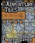 RPG Item: e-Adventure Tiles: Dwarven Tavern