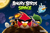 Video Game: Angry Birds Space