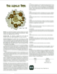 RPG Item: 4: The Arbolin Tree