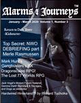 Issue: Alarms & Journeys (Volume #1, Issue #3 - Jan-Mar 2020)