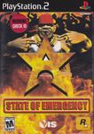 Video Game: State of Emergency