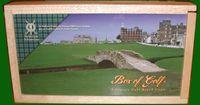 Board Game: Box of Golf: A Classic Golf Board Game